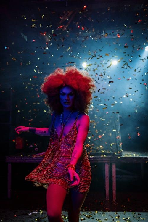 Δωρεάν στοκ φωτογραφιών με cross dresser, drag queen, lgbtq, lifestyle