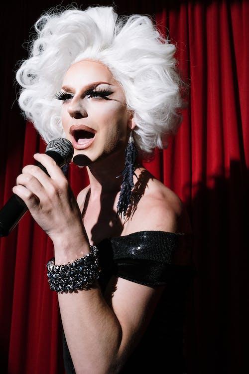 คลังภาพถ่ายฟรี ของ LGBT, LGBTQ, การร้องเพลง, การแสดง