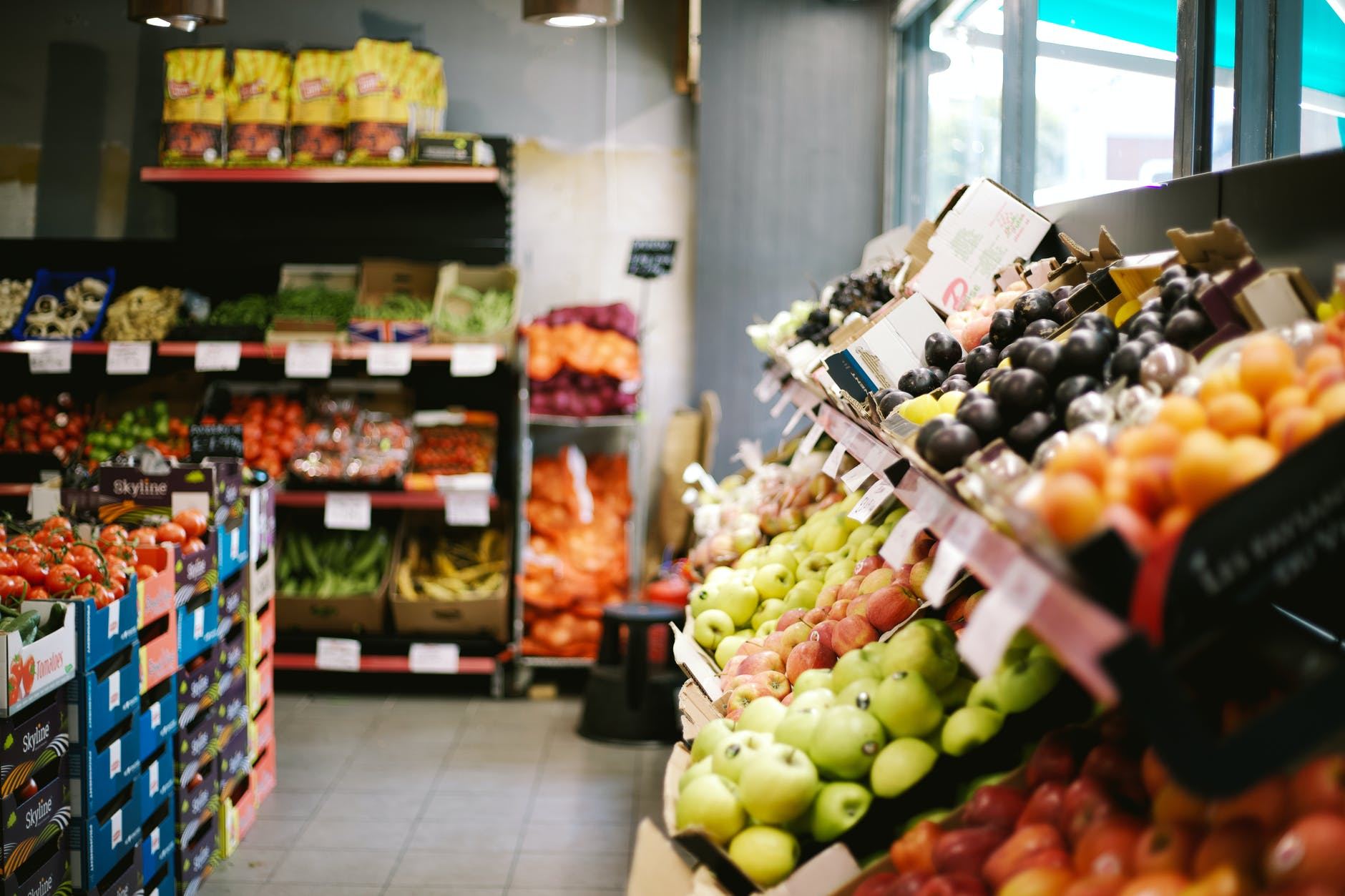 cara menyimpan sayuran tanpa kulkas pilih sayuran sebelum disimpan