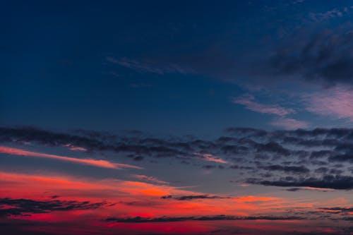 Fotobanka sbezplatnými fotkami na tému farby západu slnka, fotograf sourav mishra, mrak, oblak