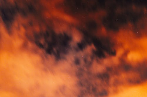 Free stock photo of astrophotography, cloud, cloud formation, clouds in the sky
