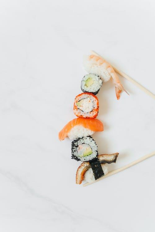 Kostenloses Stock Foto zu abendessen, essen, fisch