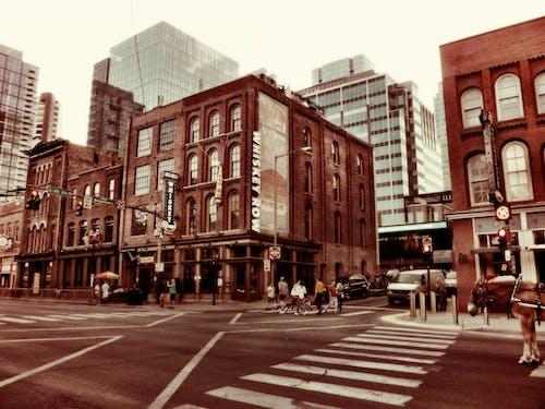 Free stock photo of bar, city street, downtown