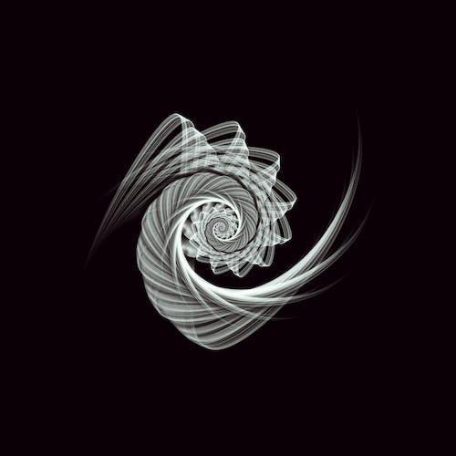 Ilmainen kuvapankkikuva tunnisteilla aalto, abstrakti, etana, geometria