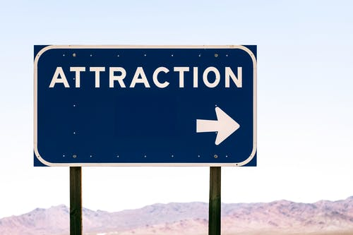 Free stock photo of arrow, attraction, billboard
