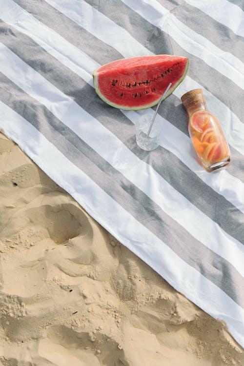 Ảnh lưu trữ miễn phí về bờ biển, cát, đi chơi picnic