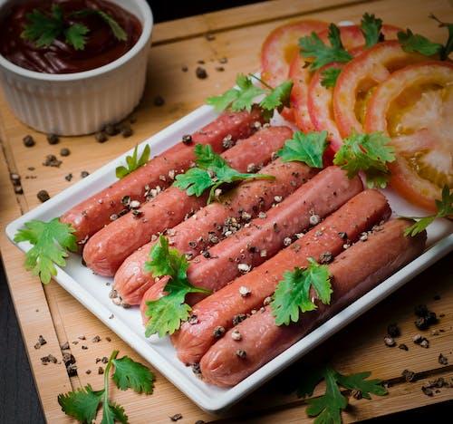 Foto d'estoc gratuïta de bacó, bacon, botifarra