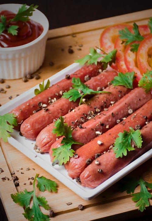 Foto d'estoc gratuïta de art alimentari, bacó, bacon