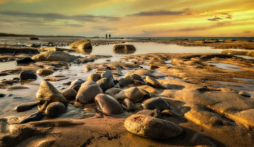Ingyenes stockfotó alkonyat, este, hajnal, homok témában