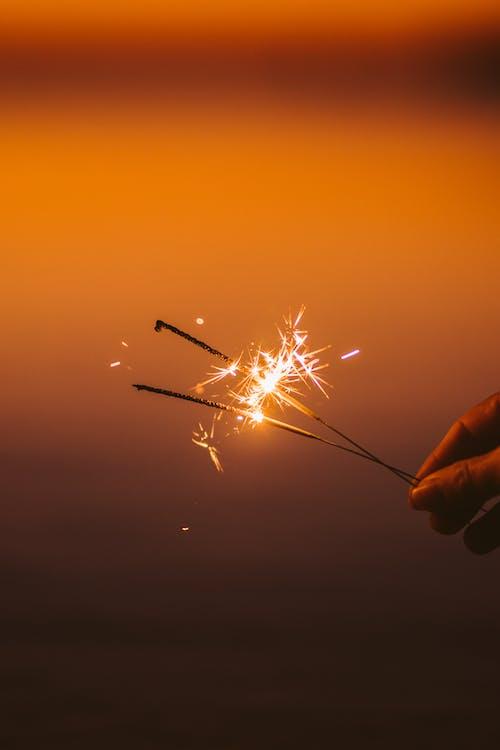 Δωρεάν στοκ φωτογραφιών με macro, αστερίες, βεγγαλικά