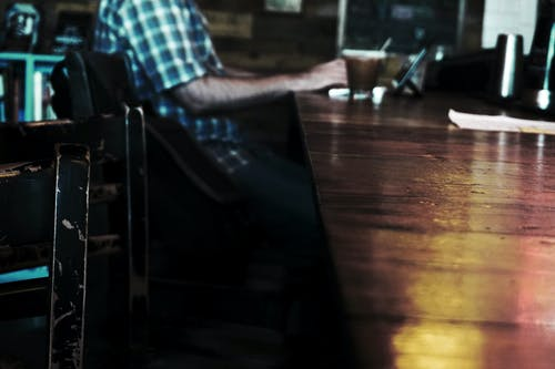 Free stock photo of coffee, coffee shop, sitting, working