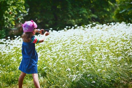 兒童, 夏天, 夏季 的 免费素材图片