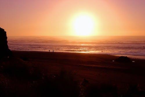Foto profissional grátis de água, alvorecer, amanhecer, aurora