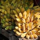food, fruits, bananas