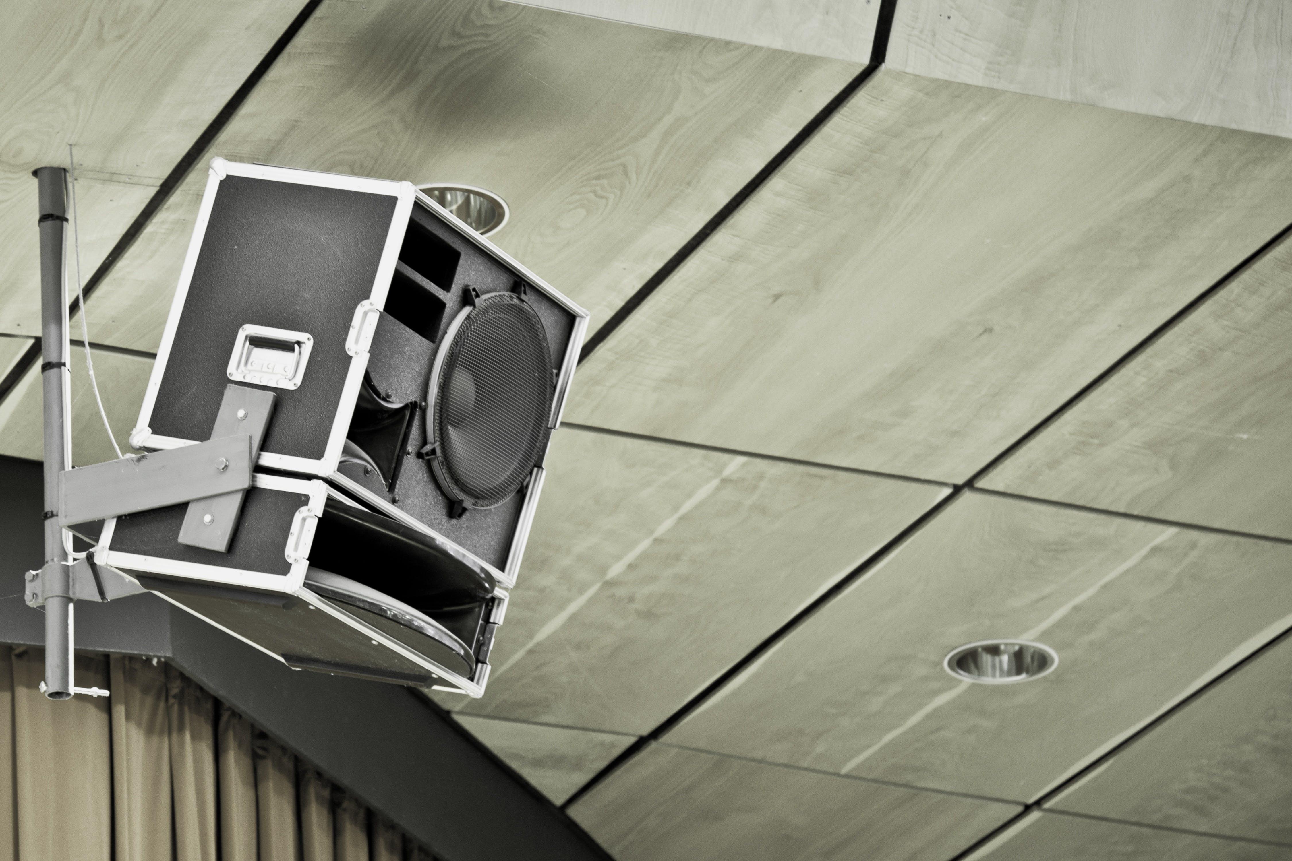 Gray Speaker