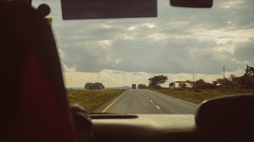 Free stock photo of africa, analogue, clouds