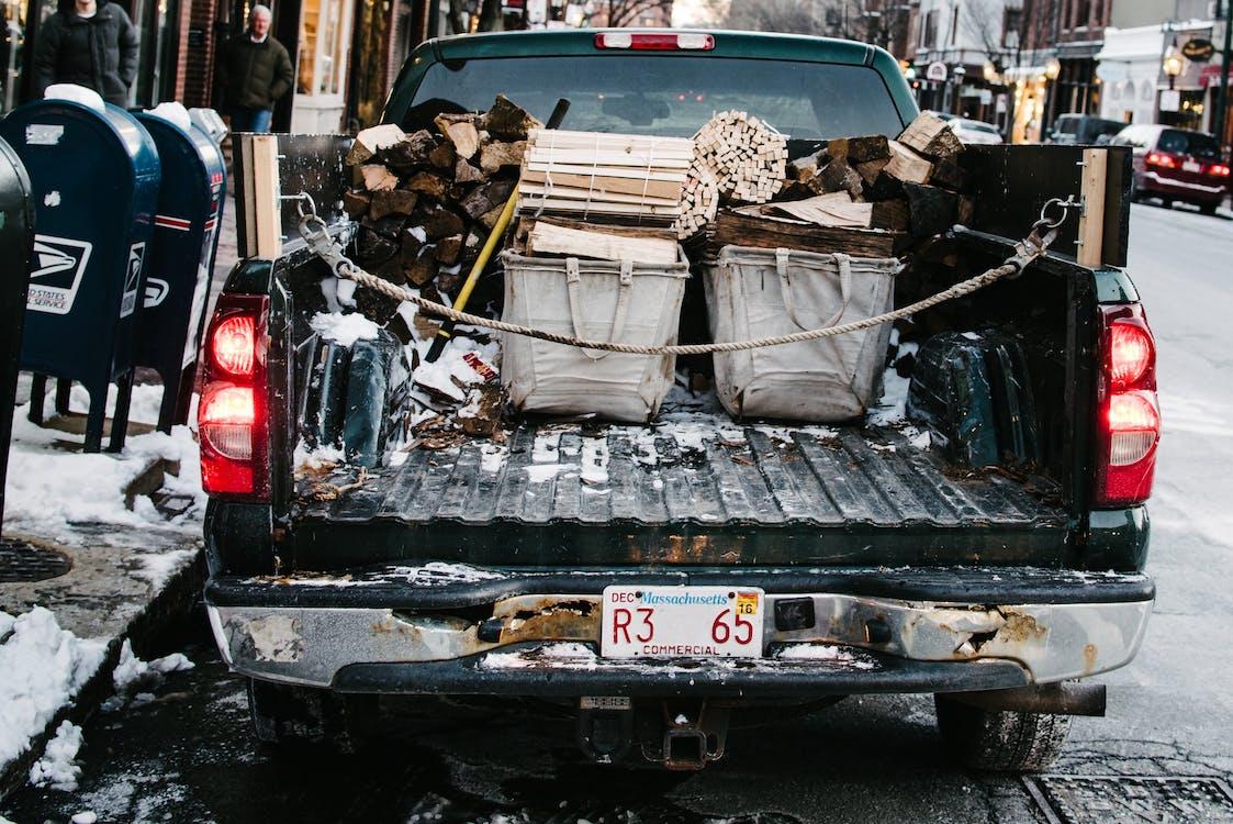 Free stock photo of auto, cargo, carry