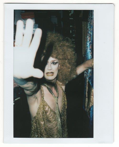 Free stock photo of adult, art, dark, drag queen