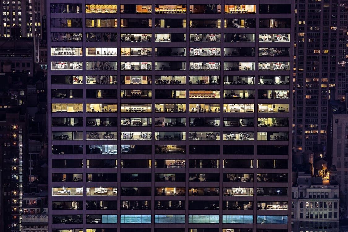 architecture, building, commercial building