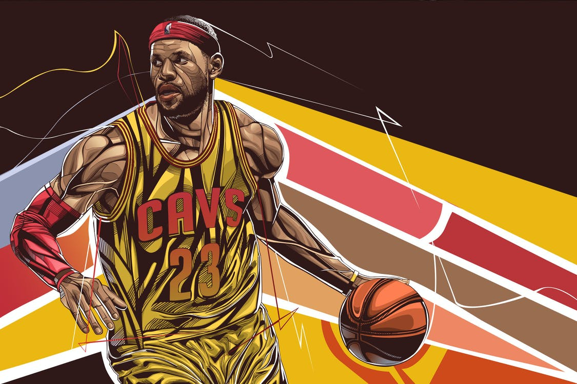 design, NBA, vector
