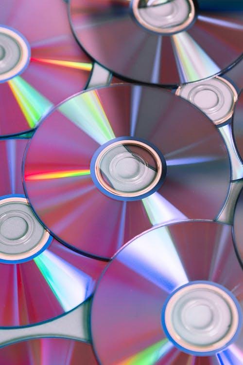 DVD, 保管, 儲存, 光盘 的 免费素材图片