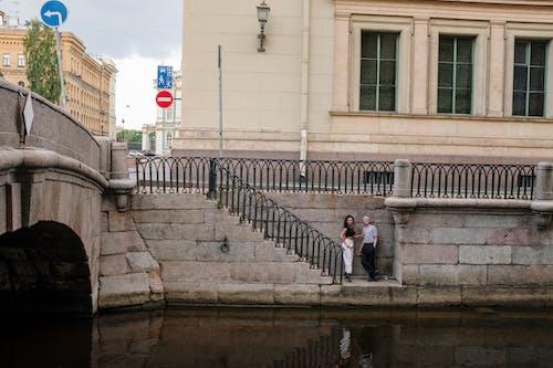Бесплатное стоковое фото с spb, архитектура, берег реки