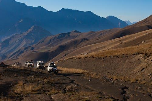 Photos gratuites de aride, aventure, collines