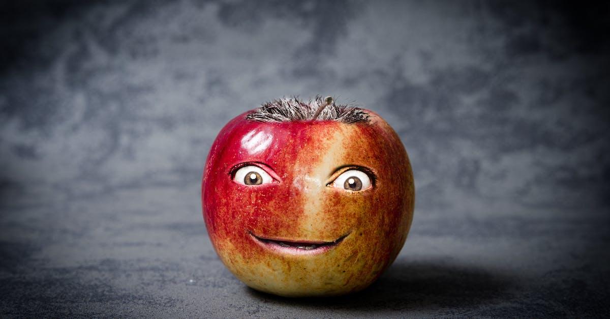 Яблочные картинки смешные