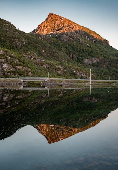 refleksjoner, 강, 경치, 경치가 좋은의 무료 스톡 사진