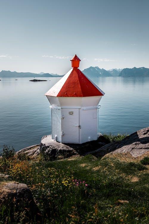 lofoten skjærgård, lykt, 건축, 건축 양식의 무료 스톡 사진