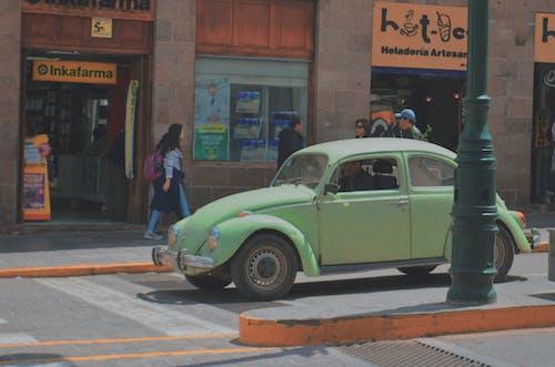 Free stock photo of beetle, car, cars, classic car