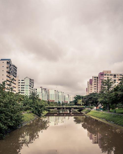 Free stock photo of olden days, olden singapore, sepia, singapore