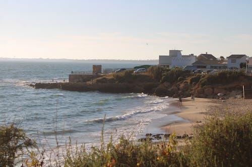 Fotos de stock gratuitas de bahia, bateria, mar, monumento