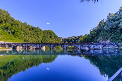 Free stock photo of Adda, europe, Lombardia, reflections