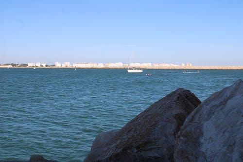 Fotos de stock gratuitas de bahia, embarcaciones, mar, paisajes