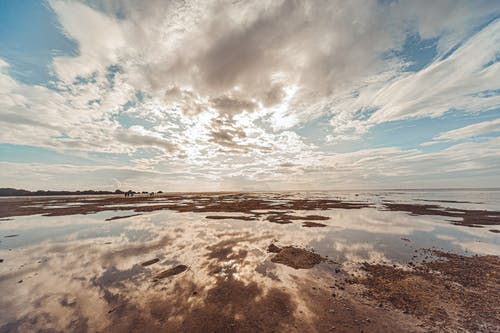 Free stock photo of cloud, clouds, dirt, ground