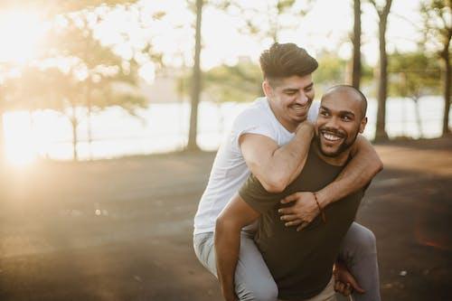 lgbt, アダルト, アフリカ系アメリカ人, カップルの無料の写真素材