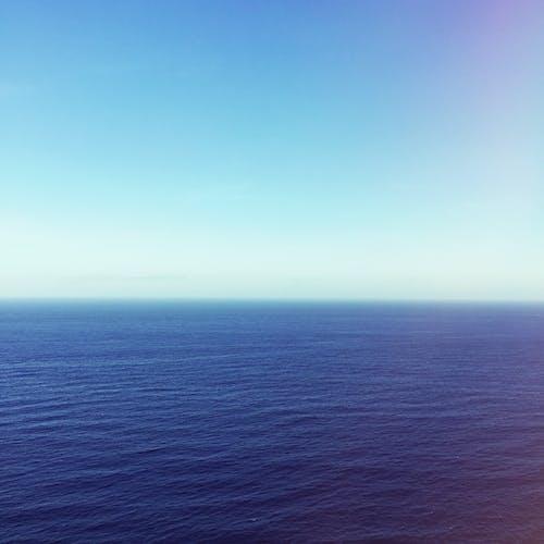 Darmowe zdjęcie z galerii z fale, morze, niebieski, ocean