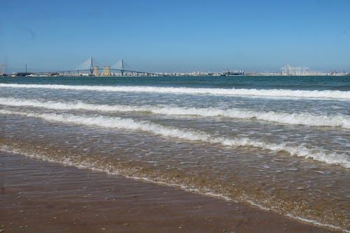 Fotos de stock gratuitas de bahia, costa, horizonte, mar