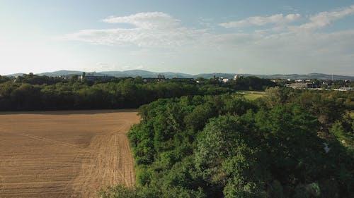 Foto stok gratis agrikultura, bangsa, bidang, bukit