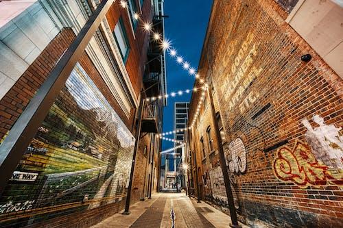 Základová fotografie zdarma na téma architektura, budova, cestování, graffiti