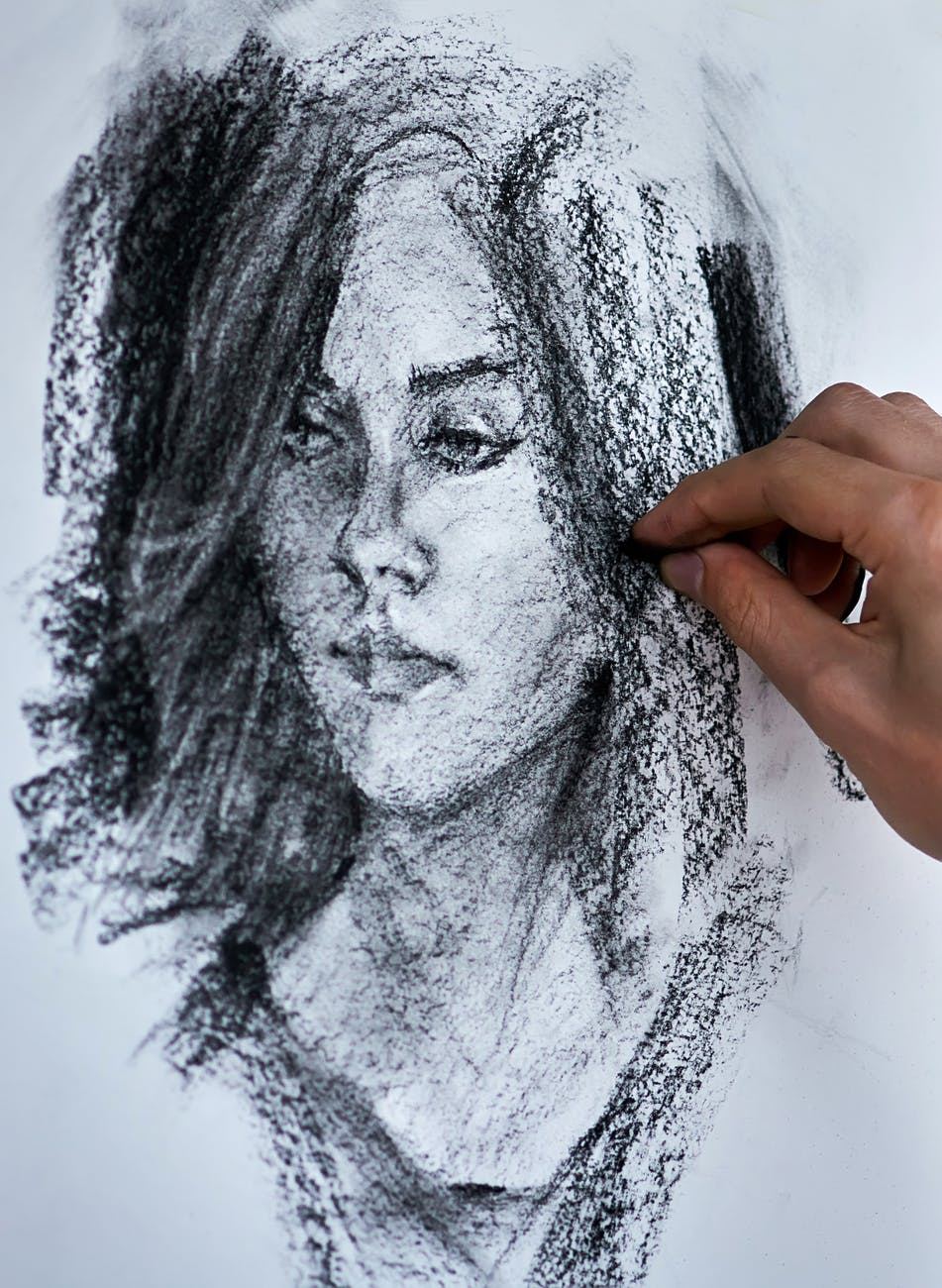 A piece of drawing