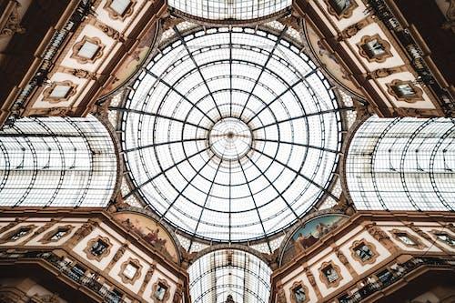 Бесплатное стоковое фото с emanuele, milano, архитектура, Архитектурный