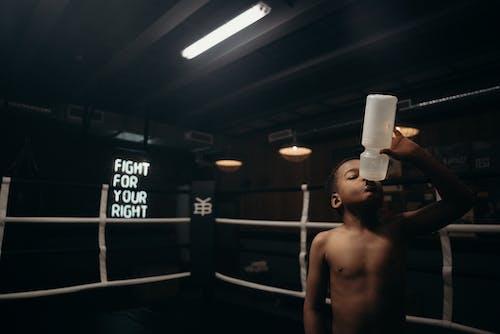 Photos gratuites de à l'intérieur, activité, afro-américain