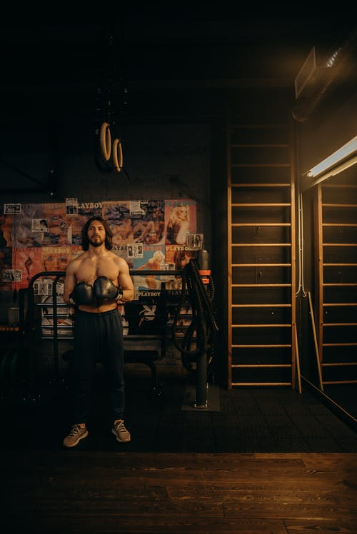 Foto profissional grátis de academia de ginástica, ativo, atleta, atlético