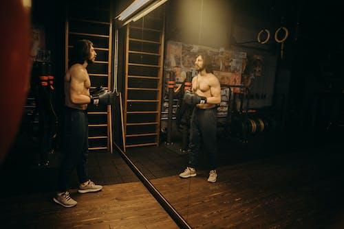 Kostenloses Stock Foto zu aktiv, athlet, ausbildung, boxen