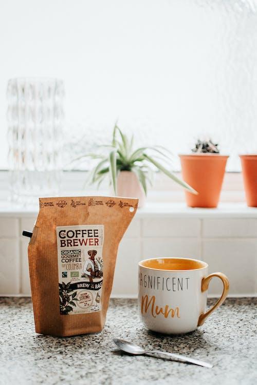 Základová fotografie zdarma na téma caffiene, čaj, design interiéru, dřevo