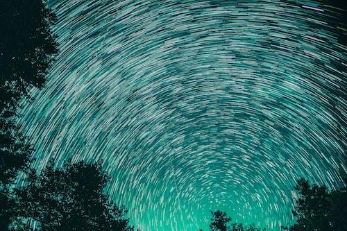 Gratis stockfoto met achtergrond, astrofotografie, avond