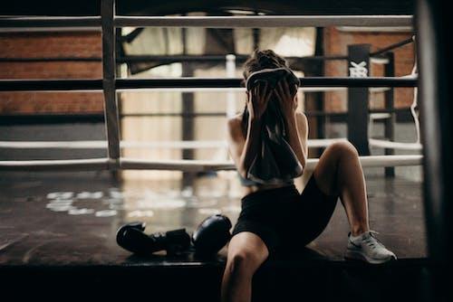Foto profissional grátis de academia de ginástica, anônimo, atividade física, bem-estar