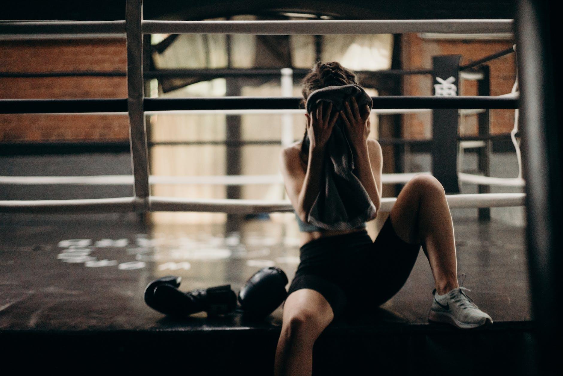 olahraga berlebihan